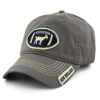 New England GOAT 'Dynasty' Adjustable Hat - Chowdaheadz