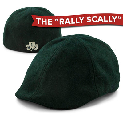 Boston Rally Scally - Dk Green - Chowdaheadz