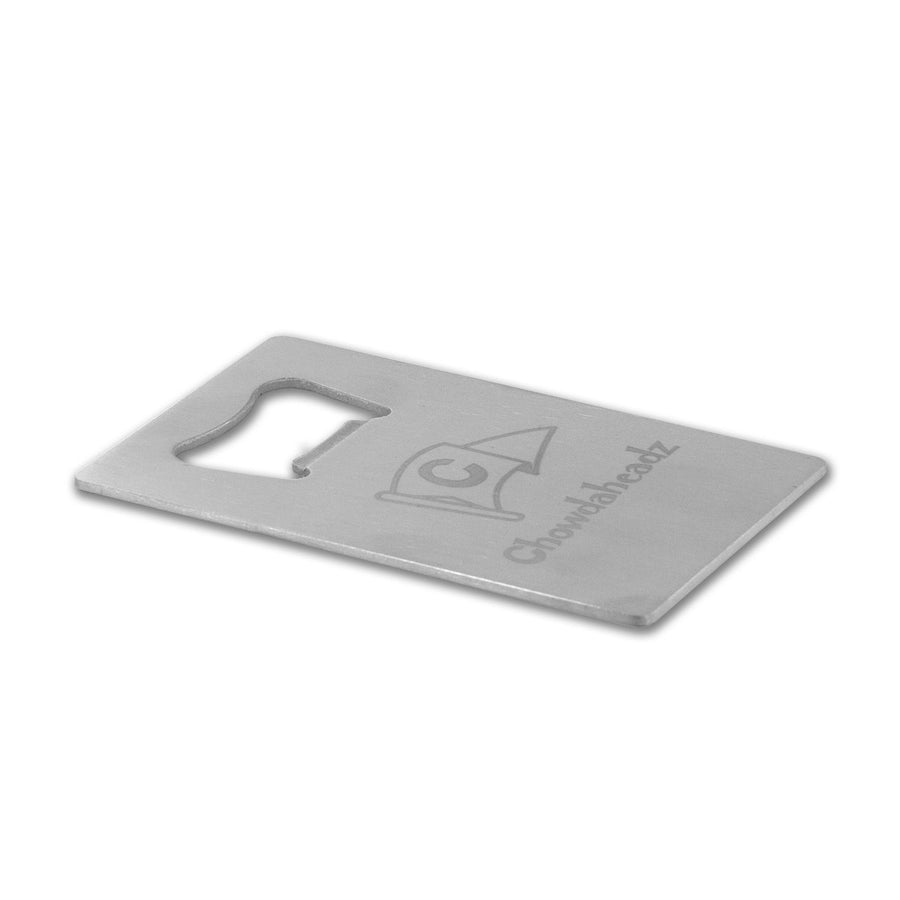 Chowdaheadz Credit Card Bottle Opener - Chowdaheadz