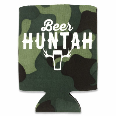 Beer Huntah Collapsible Can Koolie - Chowdaheadz