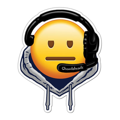 Billmoji Sticker - Chowdaheadz
