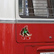 Massquatch Sticker - Chowdaheadz