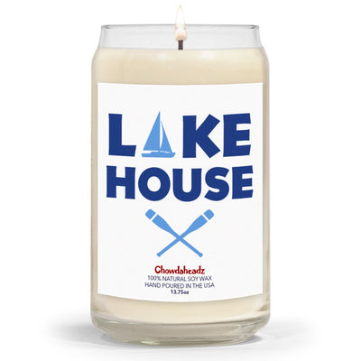 Lake House 13.75oz Candle - Chowdaheadz