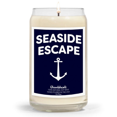 Seaside Escape 13.75oz Candle - Chowdaheadz