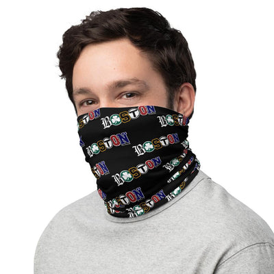 Boston Townie Pride Neck Gaiter - Chowdaheadz