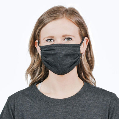 Cotton Soft T-Shirt Material Mask - Chowdaheadz
