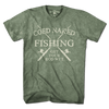Coed Naked Fishing T-Shirt - Chowdaheadz