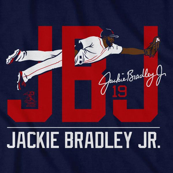 Jackie Bradley Jr. Diving Catch T-Shirt - Chowdaheadz