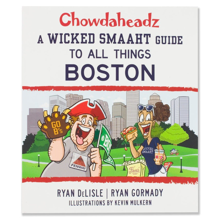 Accessory - A Wicked Smaaht Guide To All Things Boston