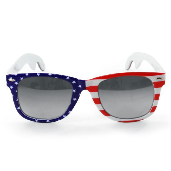 USA Wayfarer Bottle Opener Sunglasses - Chowdaheadz
