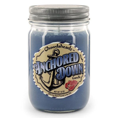 Anchored Down Candle - Chowdaheadz