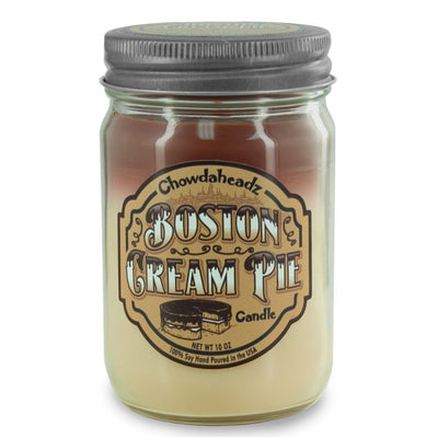 Boston Cream Pie Candle - Chowdaheadz