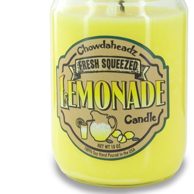 Fresh Squeezed Lemonade Candle - Chowdaheadz