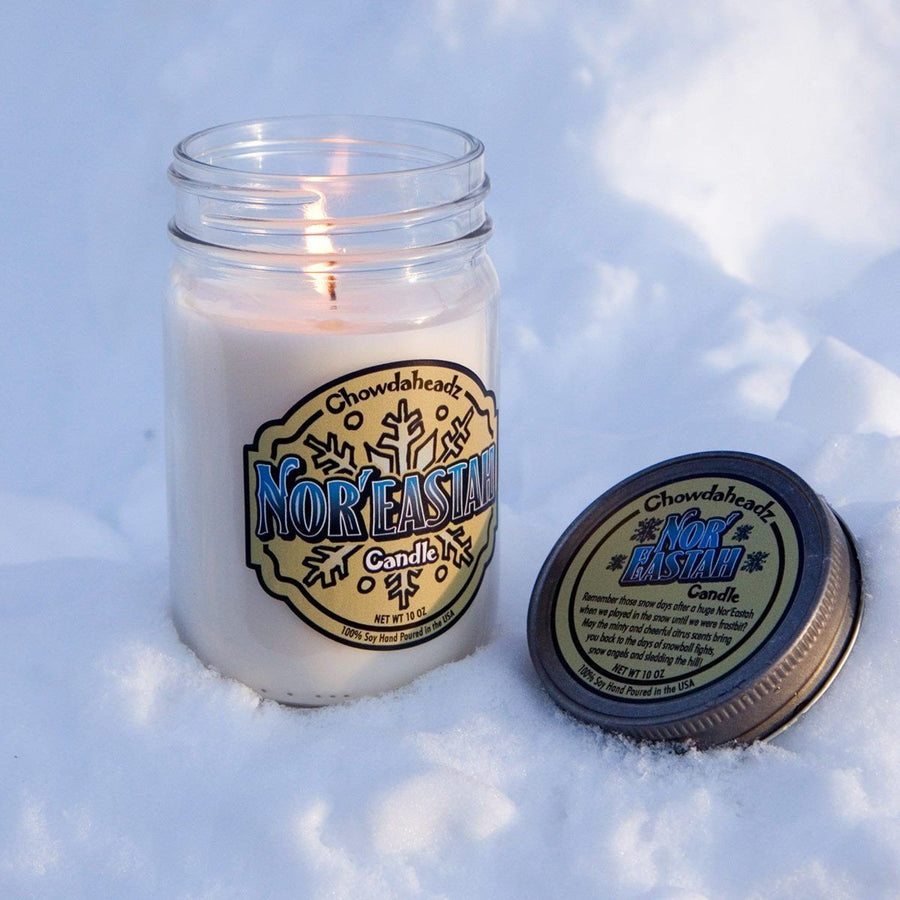 Nor'Eastah Candle - Chowdaheadz