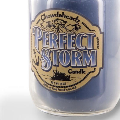 Perfect Storm Candle - Chowdaheadz