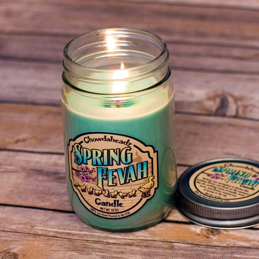 Spring Fevah Candle - Chowdaheadz