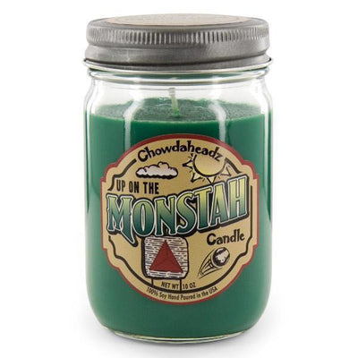 Up On The Monstah Candle - Chowdaheadz