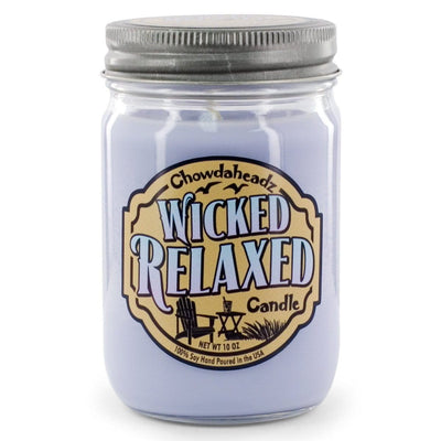 Wicked Relaxed Candle - Chowdaheadz