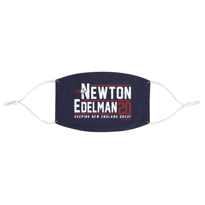 Newton Edelman 2020 Fabric Face Mask - Chowdaheadz
