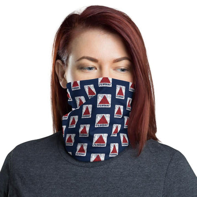 Fenway Sign Neck Gaiter - Chowdaheadz