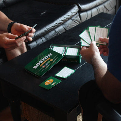 You Gotta Know Boston Sports Trivia Card Game - Chowdaheadz