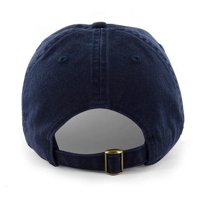 "Boston Arch ""Pastime"" Navy Adjustable Hat - Chowdaheadz"