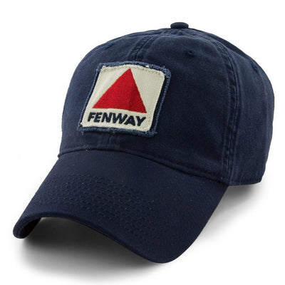 "Boston Fenway Patch ""Pastime"" Adjustable Navy Hat - Chowdaheadz"