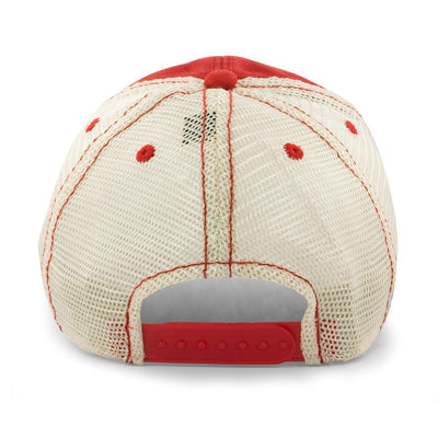 "Fenway Patch Youth ""Pastime"" Hat - Red - Chowdaheadz"