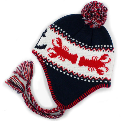 Ugly Lobstah Nor'Eastah Knit Beanie - Chowdaheadz