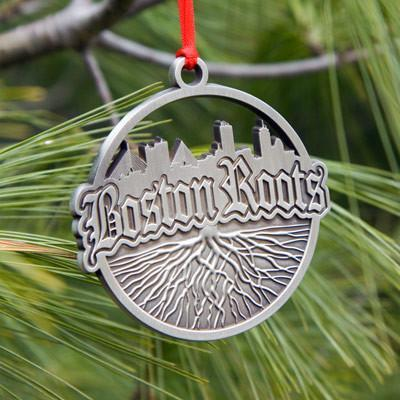Boston Roots Ornament - Chowdaheadz
