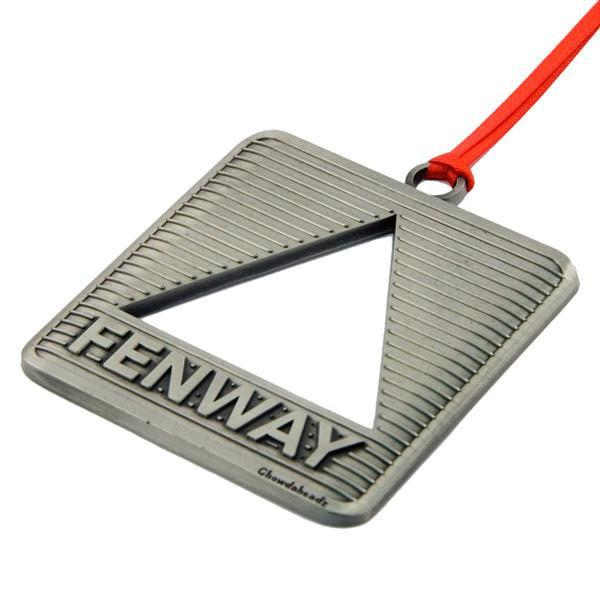 Fenway Sign Ornament - Chowdaheadz