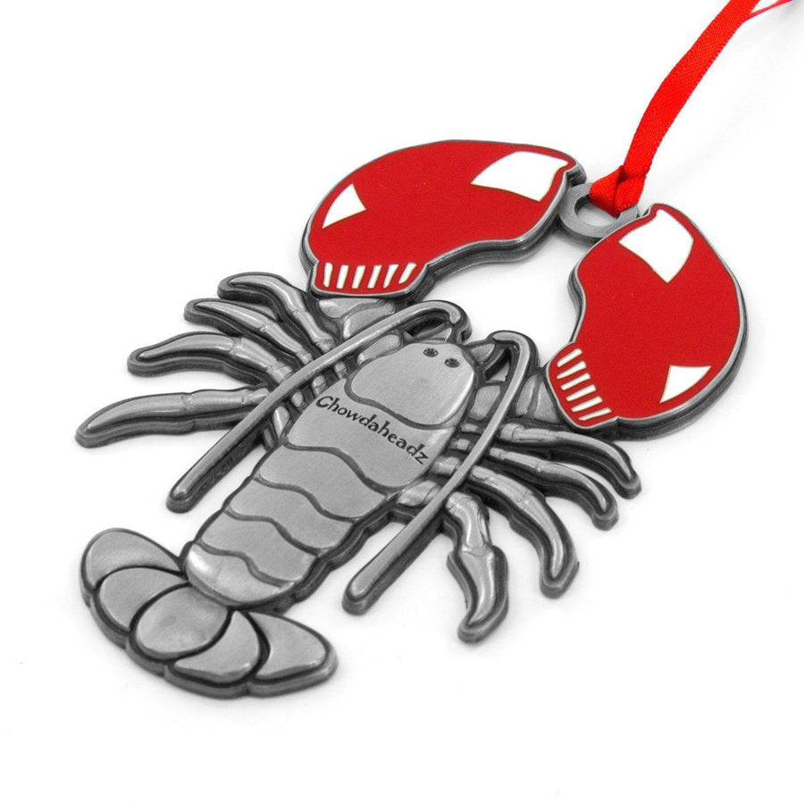 Sox on Lobstah Ornament - Chowdaheadz