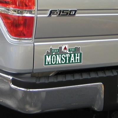 Fear The Monstah Sticker - Chowdaheadz