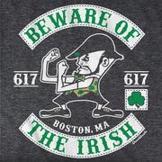 Beware Of The Irish T-Shirt - Chowdaheadz