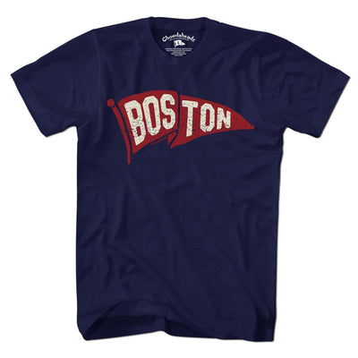 Boston Banner T-Shirt - Chowdaheadz