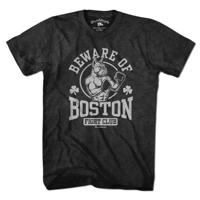 Boston Fight Club T-Shirt - Chowdaheadz