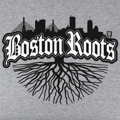 Boston Roots T-Shirt - Chowdaheadz