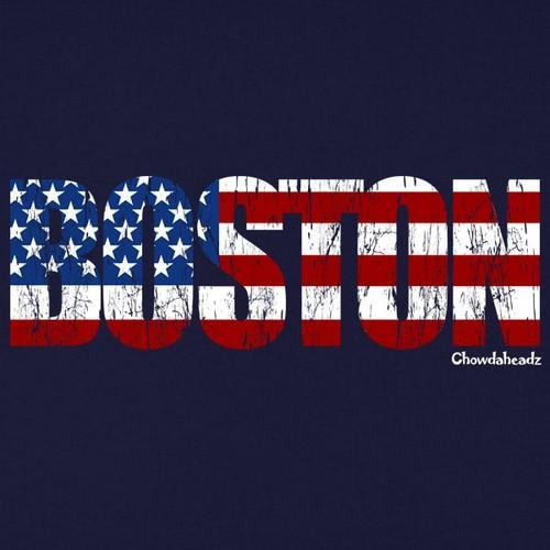Boston USA T-Shirt - Chowdaheadz