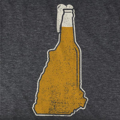 Brew Hampshire T-Shirt - Chowdaheadz