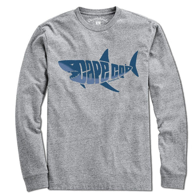 Cape Cod Shark T-Shirt - Chowdaheadz