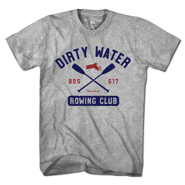 Dirty Water Rowing Club - Chowdaheadz