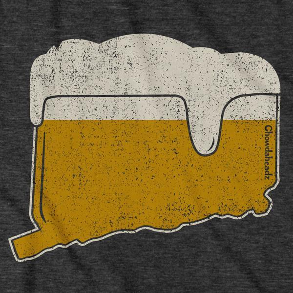 Drink Connecticut T-Shirt - Chowdaheadz