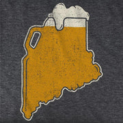 Maine Growler T-Shirt - Chowdaheadz