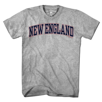 New England Stitch T-Shirt - Chowdaheadz
