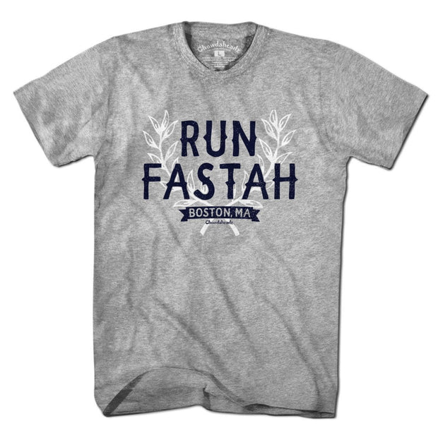 Run Fastah T-Shirt - Chowdaheadz