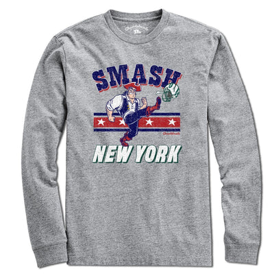 Smash New York New England T-Shirt - Chowdaheadz