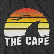 The Cape Sunset T-Shirt - Chowdaheadz
