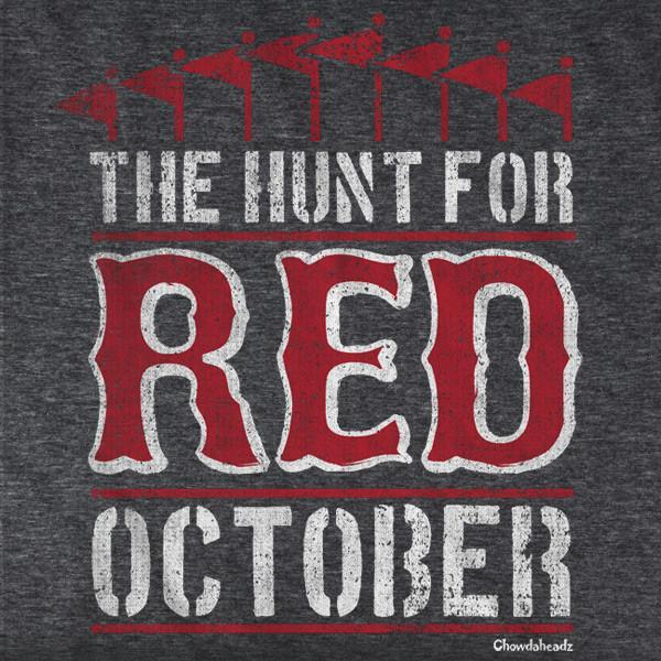 The Hunt for Red October T-Shirt - Chowdaheadz