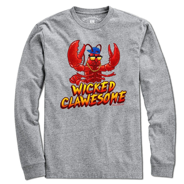 Wicked Clawesome T-Shirt - Chowdaheadz