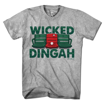 Wicked Dingah T-Shirt - Chowdaheadz